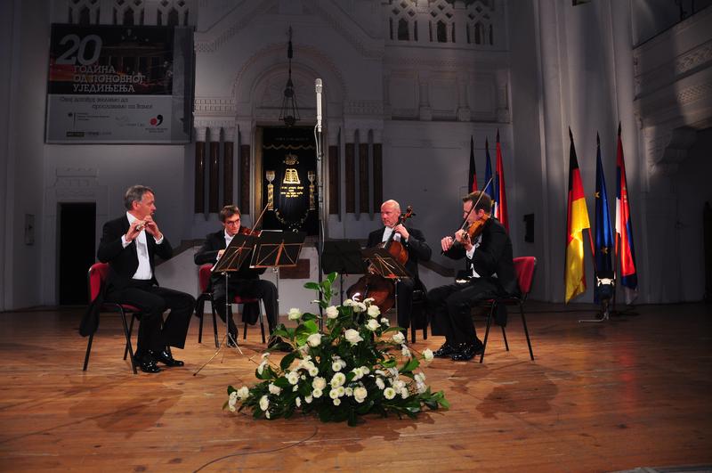 Dejean Quartett